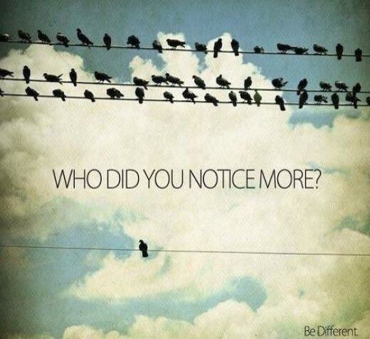 RT https://t.co/nM0yXD0wjv 'Who did you notice more?'  GET VISIBLE https://t.co/hzpxEkbK6I #Twitter #ThinkBIGSundayWithMarsha