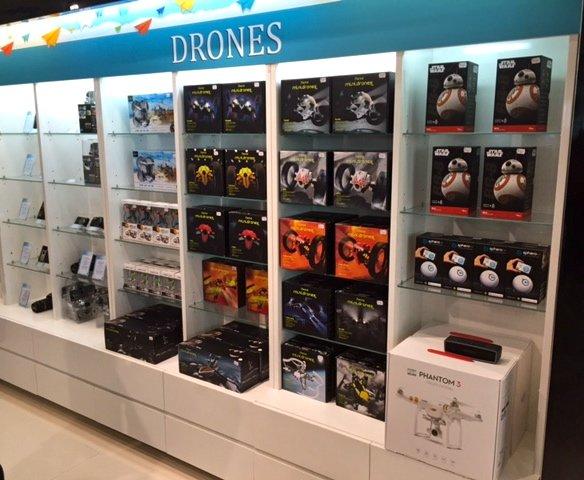 avis drone yuneec q500