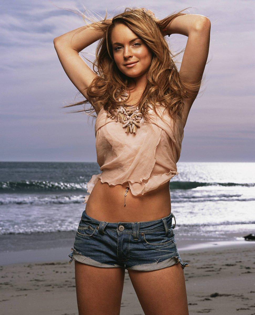 Lindsay Lohan Vanity Fair 2004