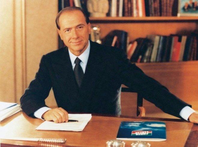 #Berlusconi, in loop dal 1994 #BolognaNonSiLega #liberiamoci<br>http://pic.twitter.com/95zUFV3rnR