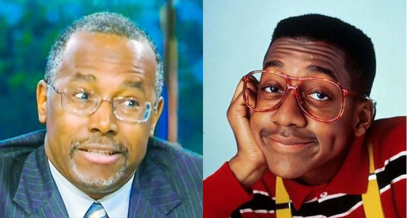 Juan Williams calls Ben Carson Urkel (VIDEO)