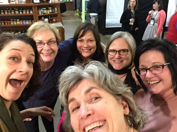 TU #msla peeps @mslalowe @judiparadis @anitacellucci @amyshort2 @randiegroden for your outstanding company!  #aasl15 https://t.co/PrMEw62c9X