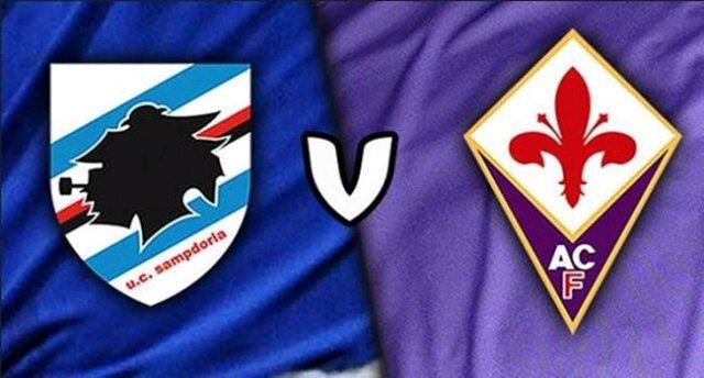 Come vedere Sampdoria-Fiorentina, partita di Serie A oggi