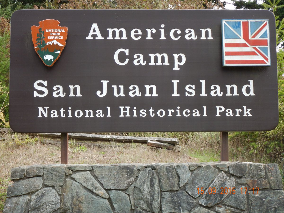 American Camp: labor, troops, tents, & trenches