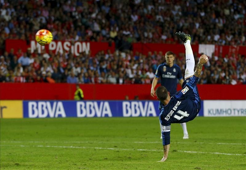 Примера. Севилья - Реал 3:2. Этот матч вы запомните надолго - изображение 4