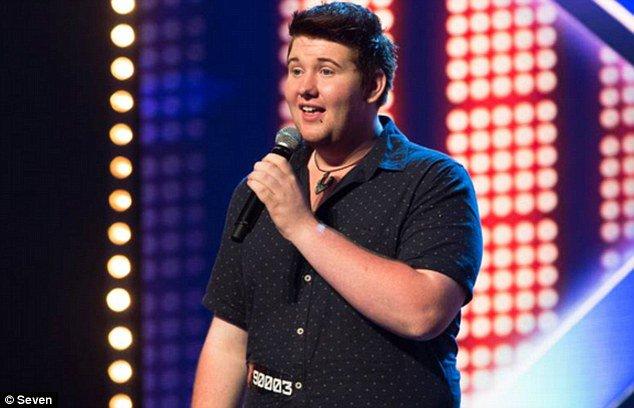Nathaniel O'Brien a X Factor Australia