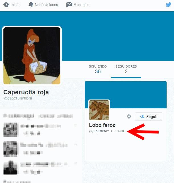 Vaya, vaya... Me pareció ver un lindo lobito. @lupusferox, he visto tu avatar y te he reconocido a la primera ;) https://t.co/InEiLt2IP8
