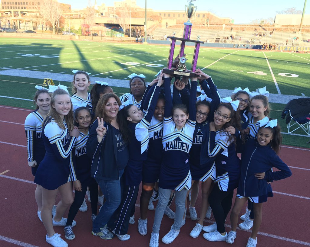 Image result for malden ma pop warner cheerleaders
