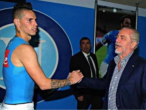 Napoli-Inter 2-1: Fortuna o miracolo San Gennaro?