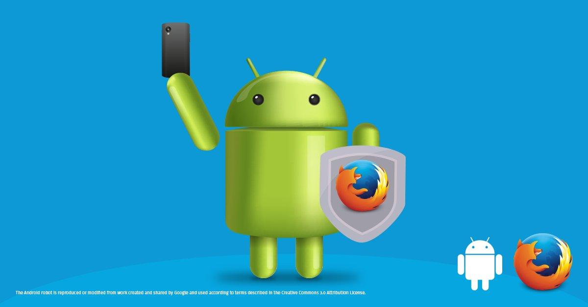 Firefox untuk Android adalah satu-satunya peramban bergerak yang menawarkan Perlindungan Pelacakan. https://t.co/Cua9BNakXR