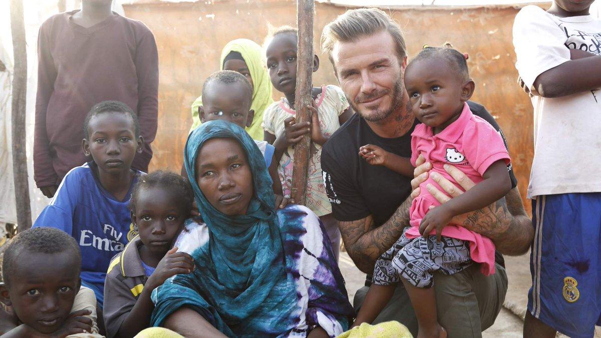 Beckham nhận giải vinh danh đặc biệt từ UEFA