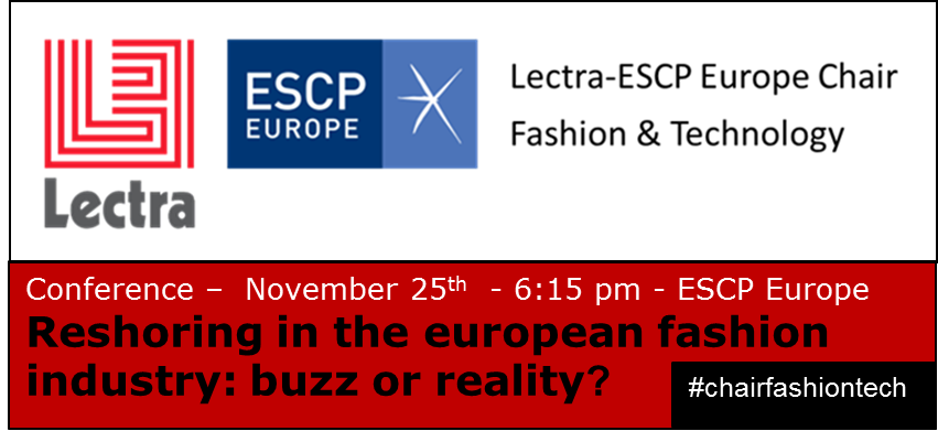Thumbnail for Reshoring in the european fashion industry : buzz or reality ?