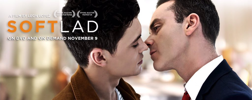 Don't 4get competition to win signed DVD. Follow @softladfilm & tweet #AlrightSoftLad to win! Ends Friday! https://t.co/Szb4NvMkCA