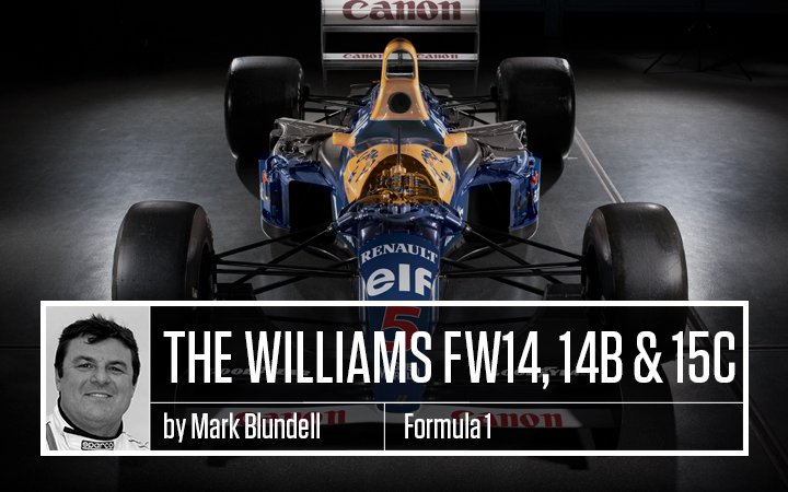 The most sophisticated F1 cars of all time? We look at the FW14, 14B and 15C: https://t.co/4ni9U7W0ax https://t.co/P9PN6w6BjF