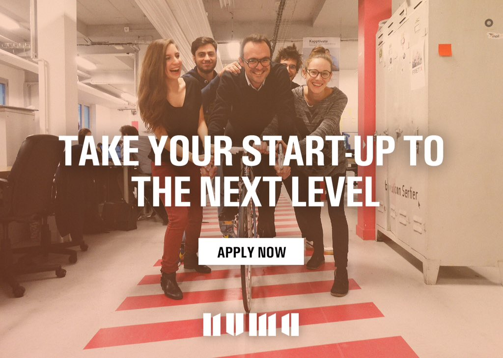 Applications for @NUMAparis season 8 acceleration program are open: https://t.co/wGHVYmT1ZD #ApplyNuma https://t.co/oKGcDSCMrU