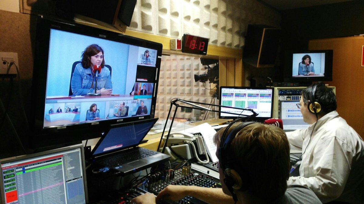 Thumbnail for Susana Gaspar en esRadio/La General TV (09/11/2015)