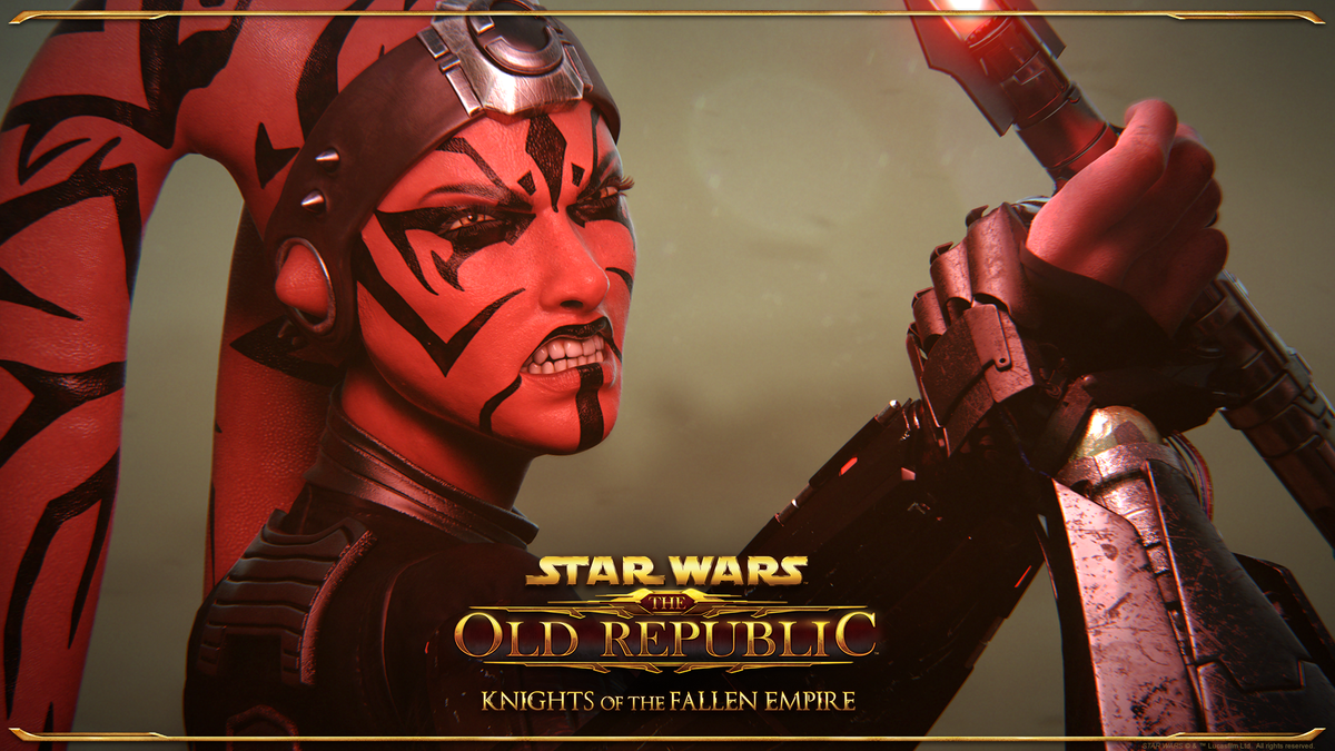 The Old Republic On Twitter Enjoy This New Fallenempire