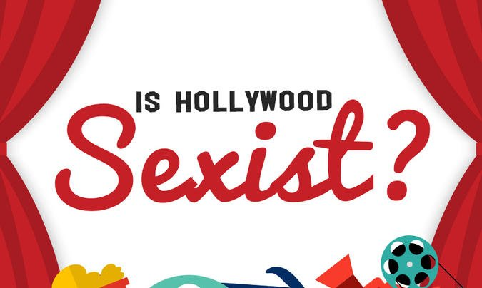 Infographic: Hollywood Sexism On Screen, Behind the Camera, in Paychecks https://t.co/fExkJvpSQ1 https://t.co/OCqyJX3OKe