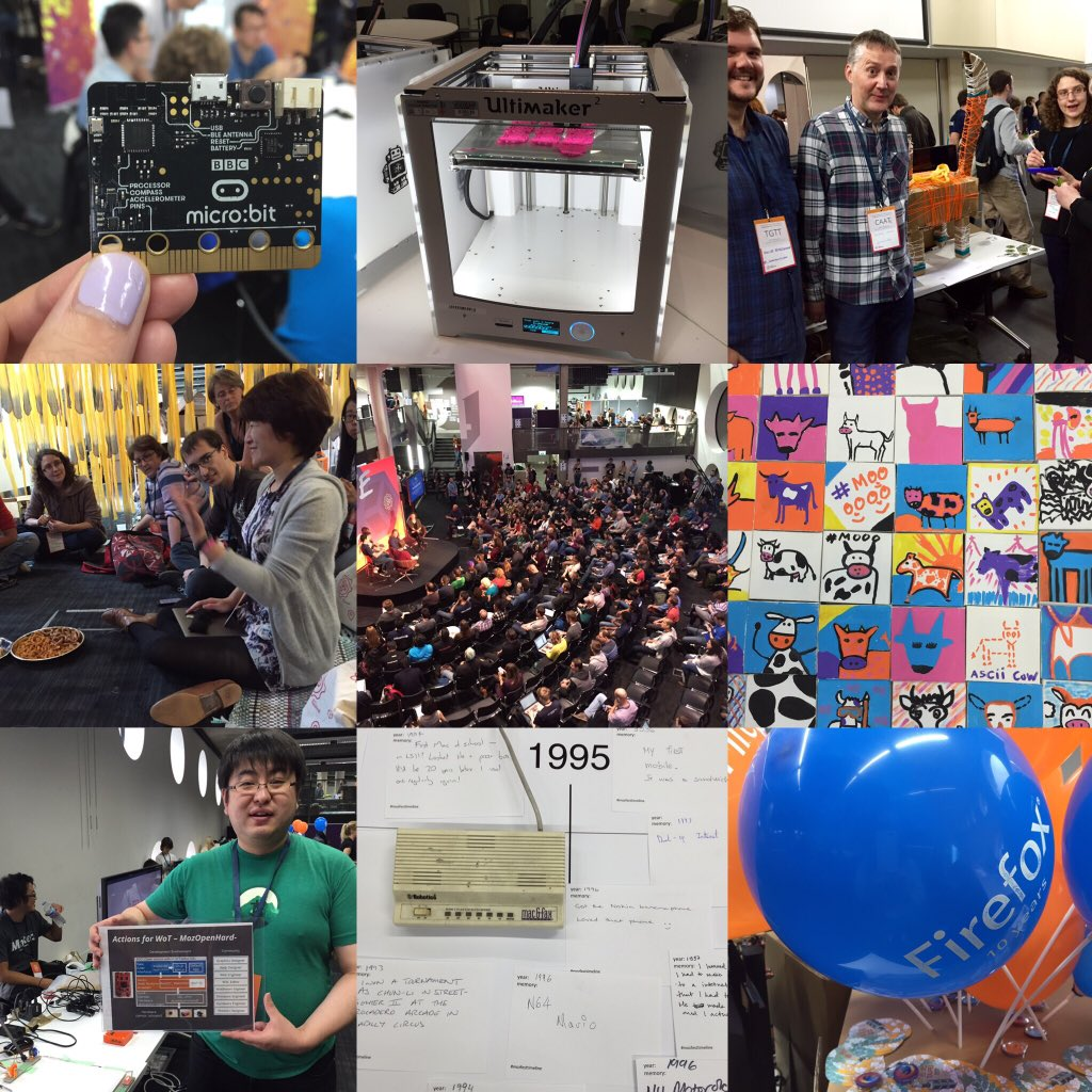 Thanks for the #mozfest memories @msaunby @rachelprudden #bbcmicrobit #mozfesttimeline https://t.co/BPGOUunr04
