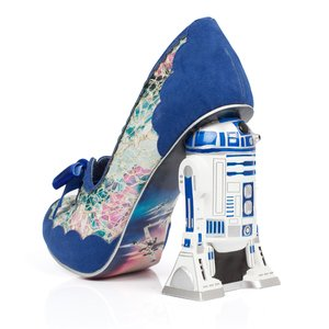 @IrregularChoice's #StarWars collection is beyond amazing @IrregularUSA https://t.co/ydz94ZEVCC https://t.co/Q4MiEtD6g9