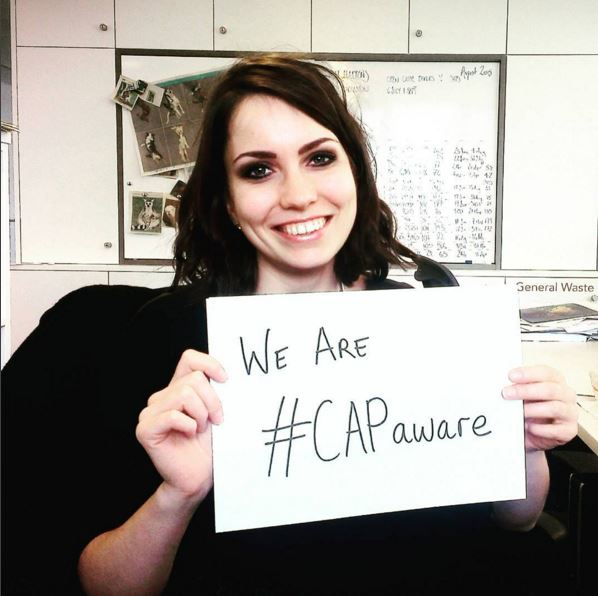 It's Captioning Awareness week! At the @artfund, we are #CAPaware! https://t.co/KKxNaEOtB9