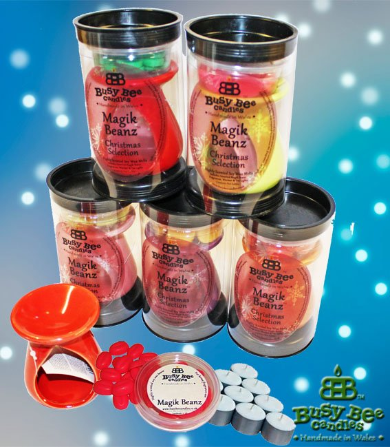 Follow/RT to #WIN a @BusyBeeCandles Secret Santa Gift Pack! 2 up for grabs!  https://t.co/VuVJmzi6Sw https://t.co/BKlybVrfUC