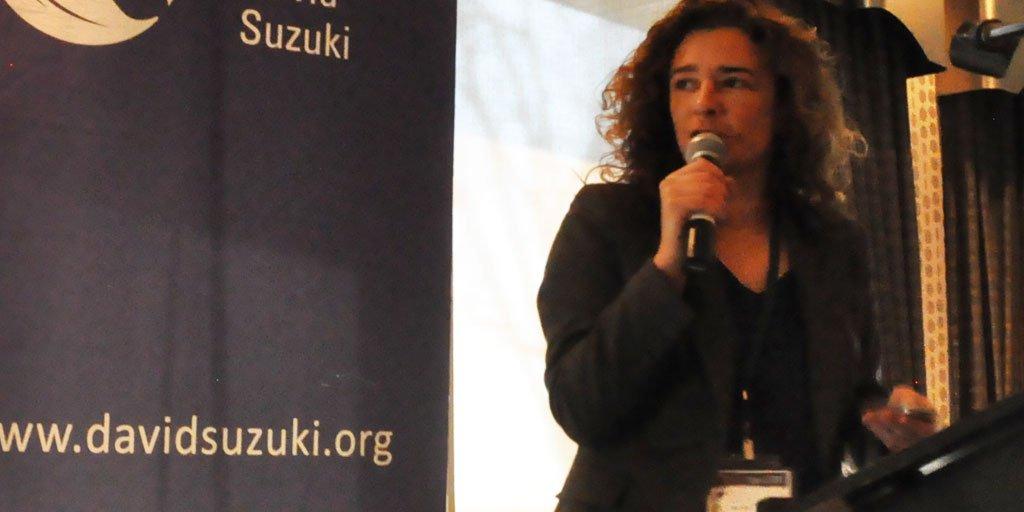 Julie Ruiz, #UQTR, Chaire de rech. en écologie du paysage et aménagement #pourlaTerre https://t.co/b7h5K6DJ0U