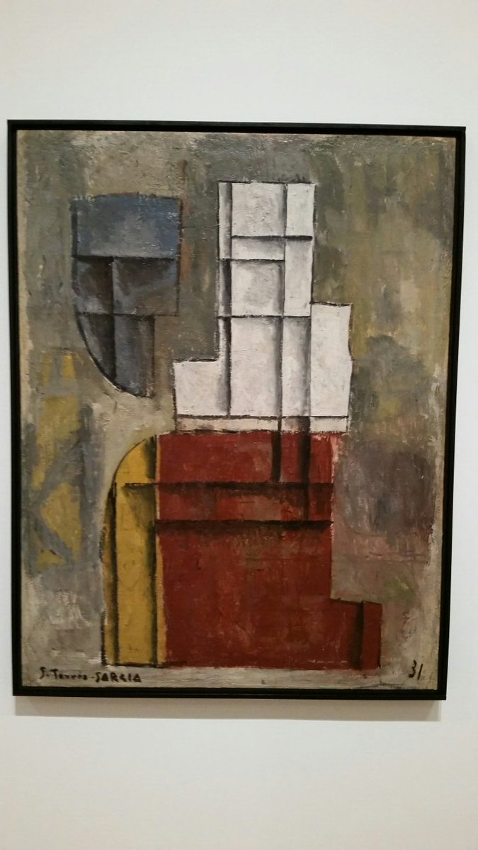 Torres-Garcia mashes up cubism, Mondrian & van Doesburg in superb 1931 @hirshhorn painting now @MuseumModernArt: https://t.co/I3RJ9kAg49