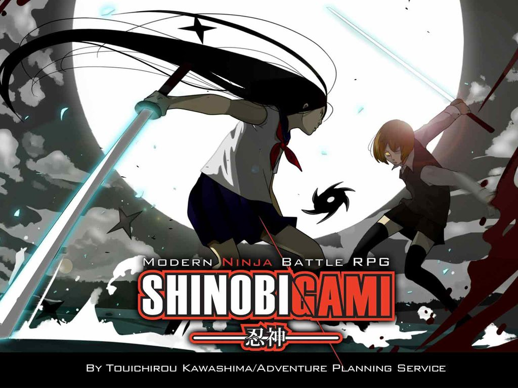 Shinobigami Modern Ninja RPG Up On Kickstarter - https://t.co/NhLcDEb5ib https://t.co/wWUcmRgbxg