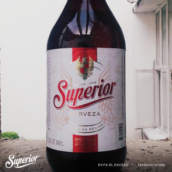 Cerveza Superior On Twitter Esta Caguama Es Totalmente Superior