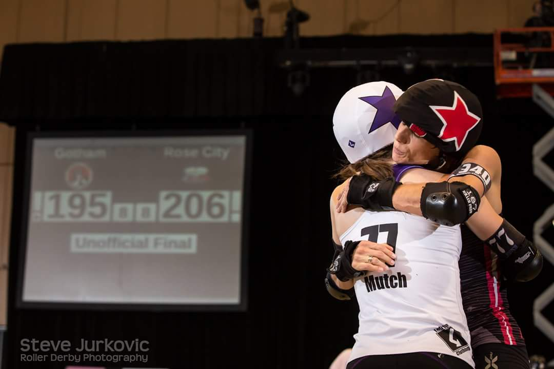 We strengthen each other. #DerbyFamily #wftdachamps #HiveMind #mondaymotivation https://t.co/cE2s4URF5K