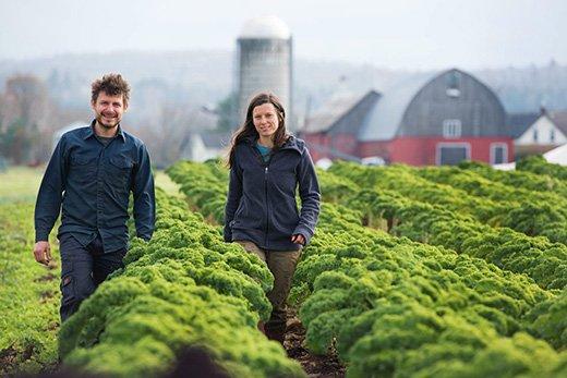 Prix de la relève agricole : Bravo à François et Véronique, de la Ferme aux petits oignons! https://t.co/0DPZ6ucoTl https://t.co/pFcLW93kMr