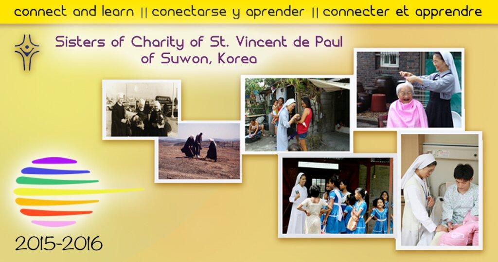 #yvc2015 #SistersofCharity of St. Vincent de Paul of Suwon in Korea - FAMVIN News https://t.co/utp8Sfjgez https://t.co/lj05myrAtY