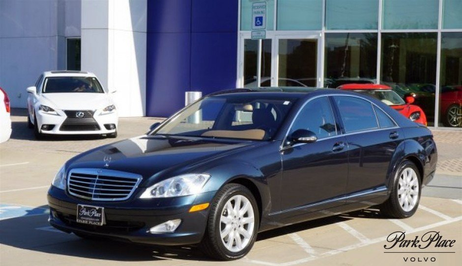 Park Place Volvo >> Park Place A Twitteren This 2007 Mercedes Benz S550 In