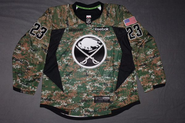 on sale 4d7b8 d4fb3 buffalo sabres camo jersey