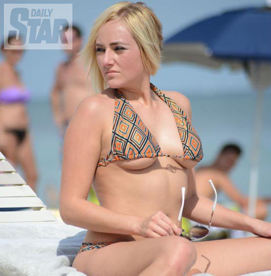 Tits Heather Bleasdale naked (59 pics) Feet, Instagram, cleavage