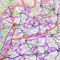 карту 7 дорог для навигатора