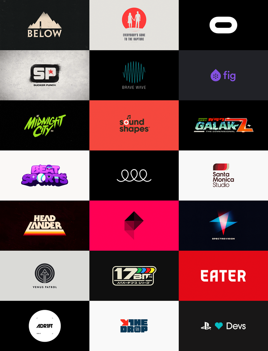 Some favorite logo projects from the last few years. https://t.co/qHivtadQS3 https://t.co/acK682crJQ