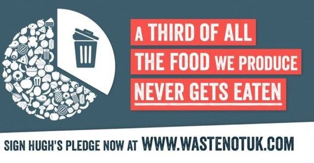 GET INVOLVED! Sign Hugh's #wastenot pledge now. Together we can make a difference: https://t.co/GjVY4laDPZ https://t.co/yqS8oqy415