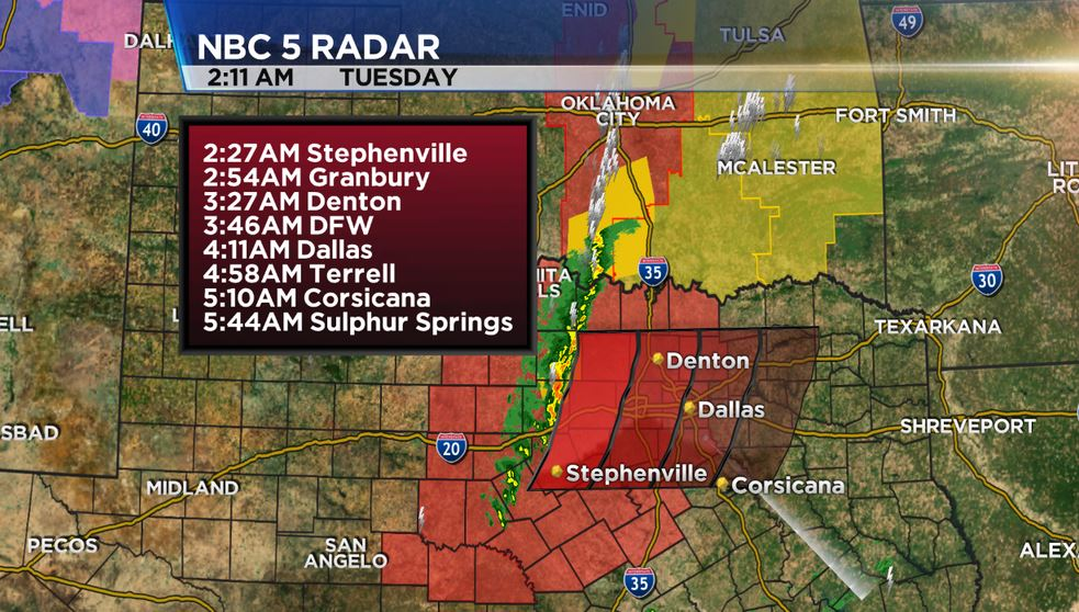 NBCDFW Weather on Twitter: