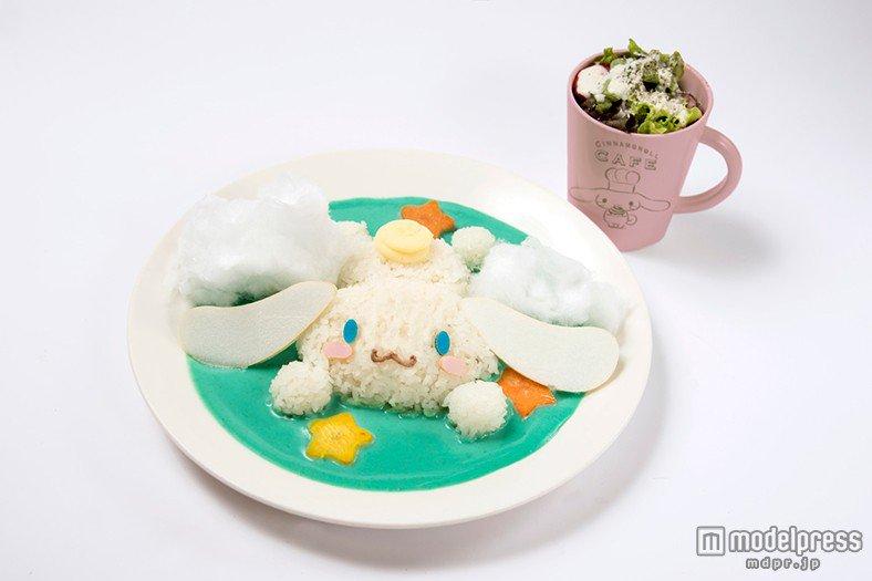 「シナモロール」初のコラボカフェオープン ほっこり可愛く癒される #シナモロール #サンリオmdpr.jp/gourmet/1543038 【かわいいメニュー一挙公開】 pic.twitter.com/omVT2Ay3tx