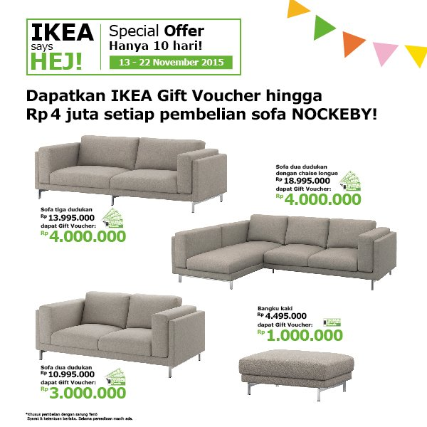 Ikea Indonesia On Twitter Yuk Ke Toko Ikea Alam Sutera Penawaran