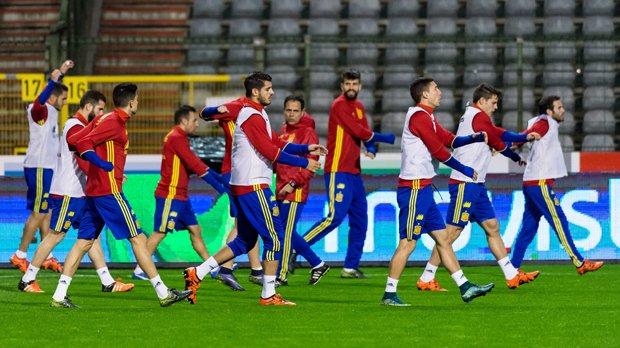 Calcio: Belgio-Spagna non si gioca per motivi di sicurezza.