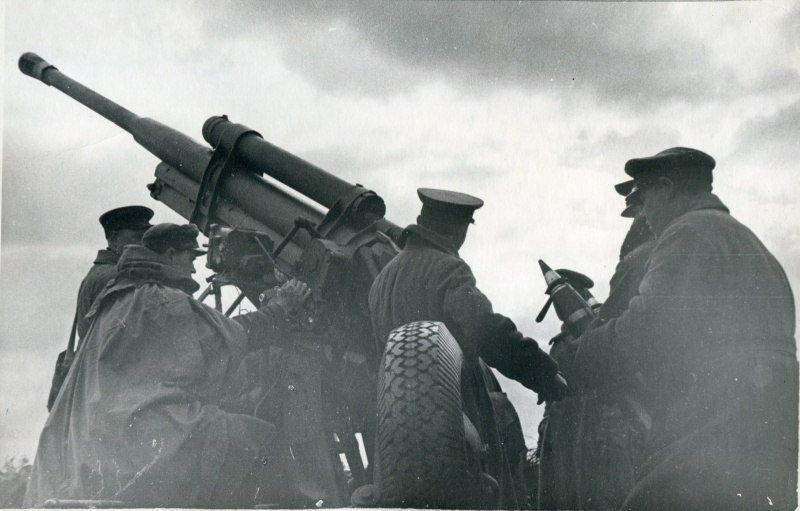 85 мм пушка образца 1941 года
