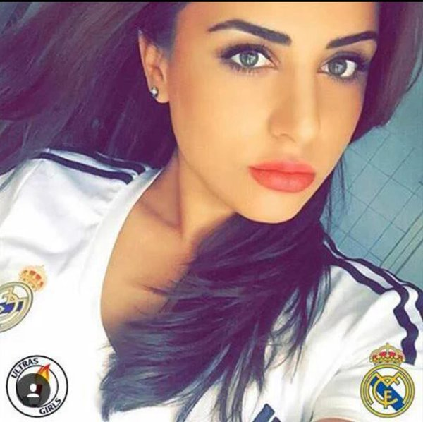 buy popular c9ecb f9083 REAL MADRID GIRLS. on Twitter: