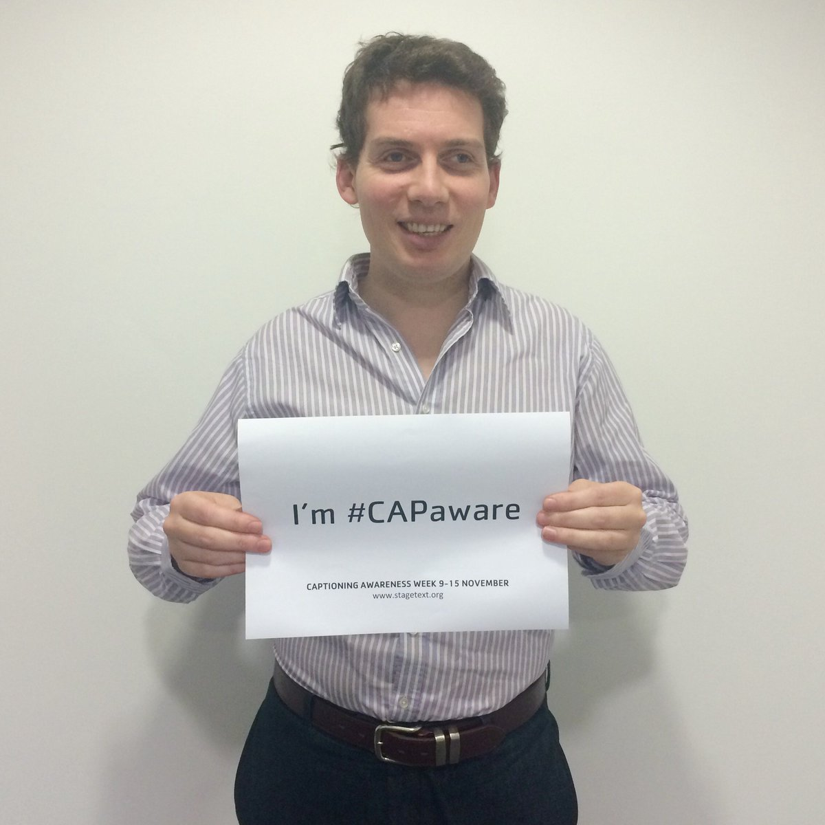 DT's @jonathanbaden is #CAPaware. Are you? https://t.co/uFe4qbds4w