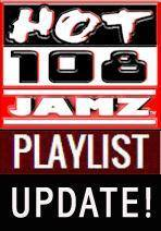 The Hot 108 Jamz playlist has been updated for the week of: November 10, 2015 https://t.co/PpC0TfM8dl #hot108jamz https://t.co/41josvsceW