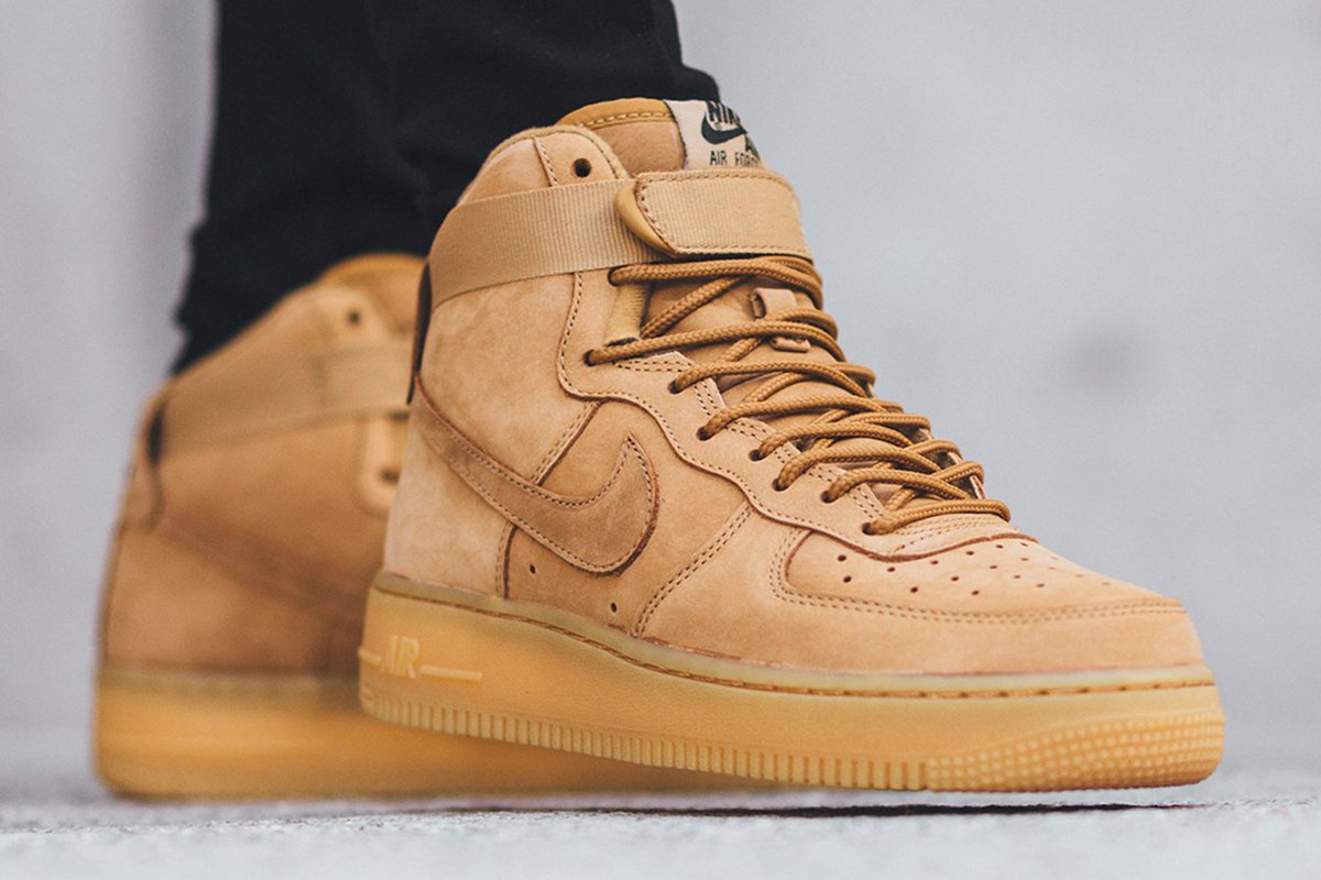 timeless design 5bda5 a7c50 promo code for titolo on twitter nike air force 1 high lv8 gs flax flax  outdoor