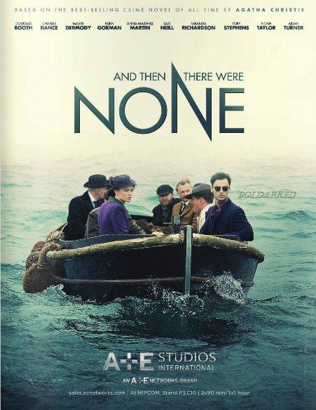 And then there were none (Dix petits nègres) d'Agatha Christie, une nouvelle adaptation de la BBC CTdIA3QUYAEz6GA