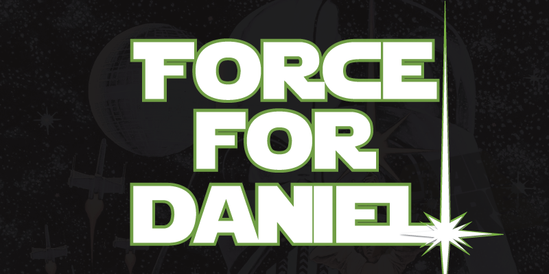 Sad news today: Daniel has passed away in his sleep. Our deepest sympathies go out to his family. #ForceForDaniel https://t.co/ENJUcmre44